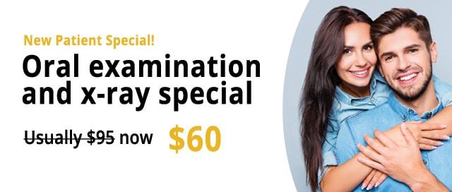 Oral Exam special 60 - Specials